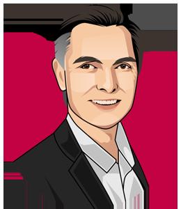 Thibault de la Roche est un spécialiste en Stratégie business, animation commerciale, méthodes commerciales